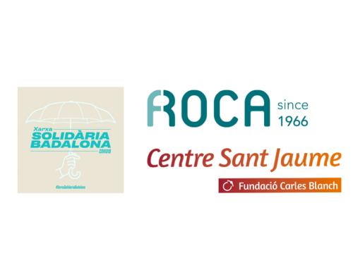 Comunicat conjunt Centre Sant Jaume, Xarxa de la Solidaritat i F.ROCA
